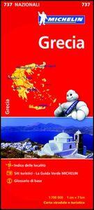 Libro Grecia 1:700.000