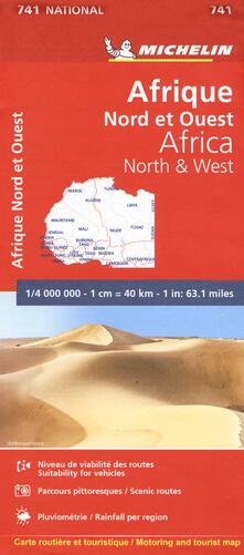 Fondazionesergioperlamusica.it Africa nord ovest 1:4.000.000 Image