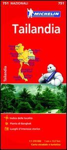 Libro Thailandia 1:1.370.000