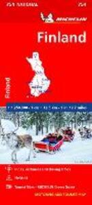 Finlandia 1:250.000 - copertina