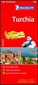 Libro Turchia 1:1.000.000