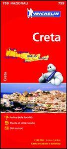 Libro Creta 1:140.000