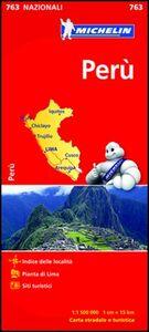 Libro Perù 1:1.500.000