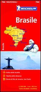 Libro Brasile 1:3.850.000