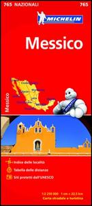 Libro Messico 1:2.250.000