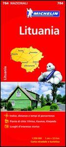 Libro Lituania 1:350.000