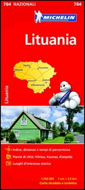 Lituania 1:350.000