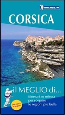 Nicocaradonna.it Corsica. Con carta stradale Image