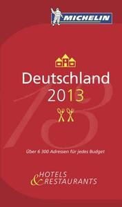 Deutschland 2013. La guida rossa - copertina