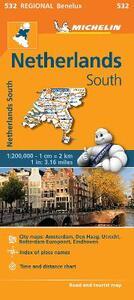 Netherlands South 1:200.000 - copertina
