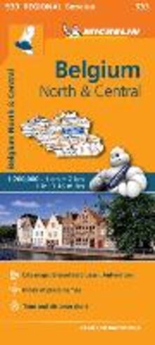 Radiospeed.it Belgium North & Central 1:200.000 Image