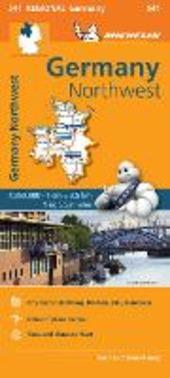 Germany Northwest 1:350.000
