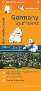 Libro Germany Southwest 1:300.000