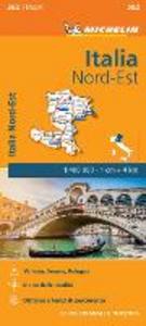 Libro Italia Nord-Est 1:400.000