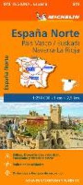 España Norte. País Vasco/Euskadi Navarra, La Rioja 1:250.000