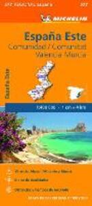 España Este. Comunidad/Comunitat Valenciana. Murcia 1:400.000 - copertina