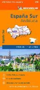 España Sur. Andalucía 1:400.000 - copertina