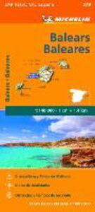 Foto Cover di Baleares 1:140.000, Libro di  edito da Michelin Italiana
