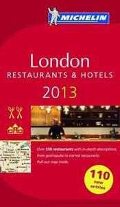 London 2013. La guida rossa. Con cartina - copertina