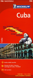 Libro Cuba 1:800.000