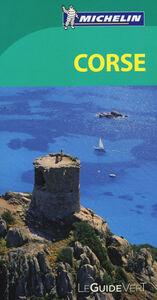 Foto Cover di Corse, Libro di  edito da Michelin Italiana