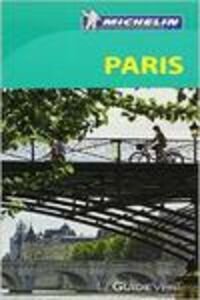 Foto Cover di Parigi. Ediz. francese, Libro di  edito da Michelin Italiana