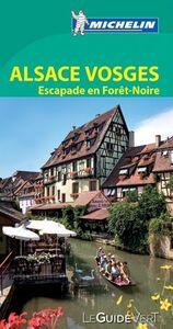 Foto Cover di Alsace Vosges. Escapades en Forêt-Noire, Libro di  edito da Michelin Italiana