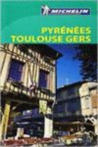 Foto Cover di Pirenei-Tolosa. Ediz. francese, Libro di  edito da Michelin Italiana