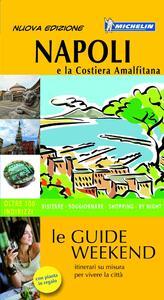Napoli e la Costiera Amalfitana. Con pianta - Pascale Froment,Frédéric Taboin,Renée Grimaud - copertina