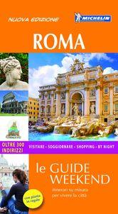 Foto Cover di Roma. Con pianta, Libro di AA.VV edito da Michelin Italiana