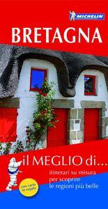 Foto Cover di Bretagna. Con carta stradale, Libro di  edito da Michelin Italiana