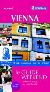 Libro Vienna. Con pianta Jean-Philippe Follet