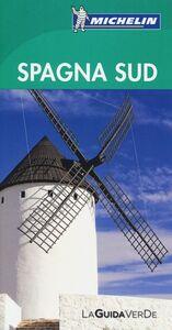 Foto Cover di Spagna Sud, Libro di  edito da Michelin Italiana