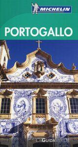 Foto Cover di Portogallo, Libro di  edito da Michelin Italiana