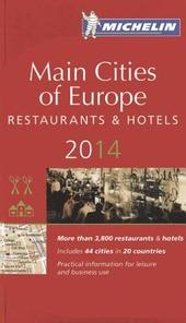 Main cities of Europe 2014. Restaurants & hotels