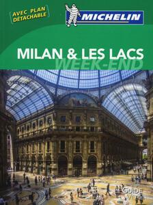 Milan & les lacs. Weekend - copertina