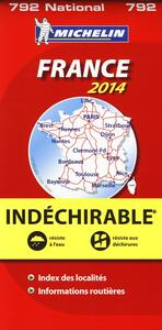 France 2014 1:1.000.000. Indéchirable