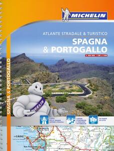 Spagna e Portogallo. Atlante stradale & turistico 1:400.000