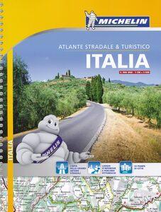 Foto Cover di Italia. Atlante stradale e turistico. 1:300.000, Libro di  edito da Michelin Italiana