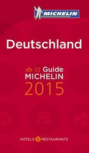 Deutschland 2015. La guida rossa - copertina
