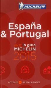 España & Portugal 2015. La guida rossa - copertina