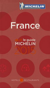 Libro France 2015. Hotels & restaurants