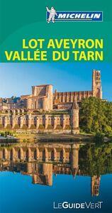 Foto Cover di Aveyron-Lot-Tarn. Ediz. francese, Libro di  edito da Michelin Italiana
