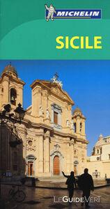 Foto Cover di Sicile, Libro di  edito da Michelin Italiana