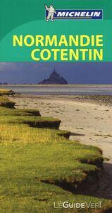 Foto Cover di Normandie Cotentin. Ediz. francese, Libro di  edito da Michelin Italiana