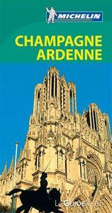 Foto Cover di Champagne-Ardenne. Ediz. francese, Libro di  edito da Michelin Italiana
