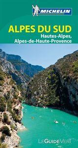 Libro Alpi sud. Ediz. francese