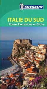 Foto Cover di Italie du Sud, Libro di  edito da Michelin Italiana