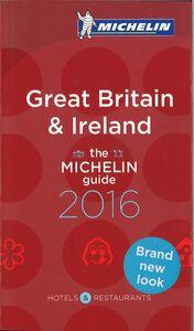 Libro Great Britain & Ireland 2016