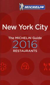 New York City 2016. La guida rossa. Ediz. inglese